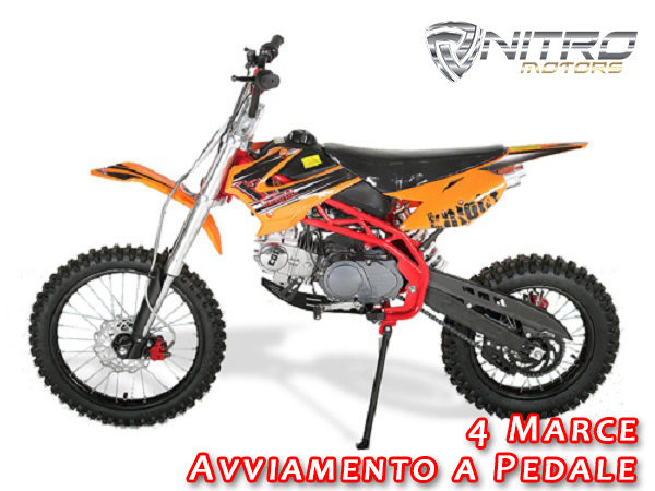1111614 MINICROSS MINI CROSS PIT BIKE PITBIKE SKY