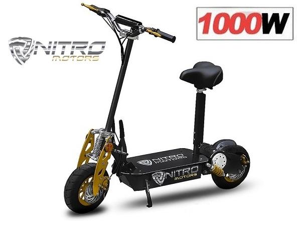 1171046 MONOPATTINO ELETTRICO TWISTER 1000W