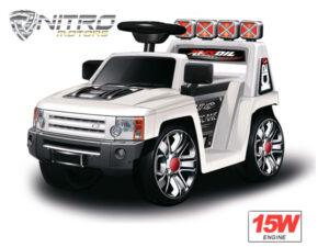 1191105- MINIAUTO ELETTRICA LR LAND ROVER SUV