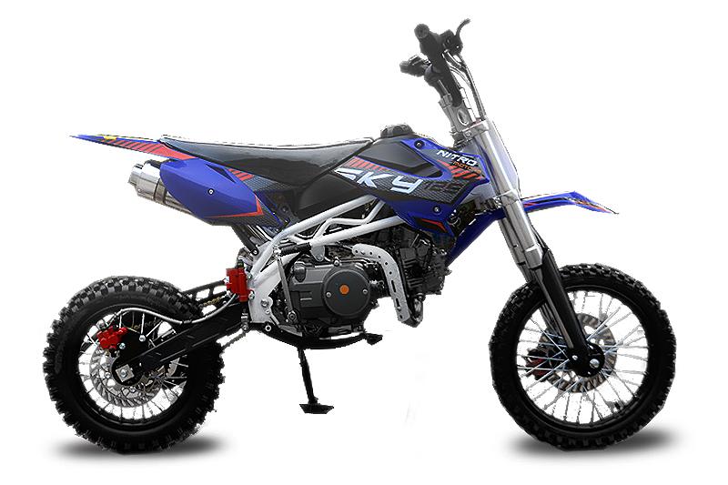 "Blue Sky Motors >> Pit Bike 125cc SKY 14"" al Miglior Prezzo"
