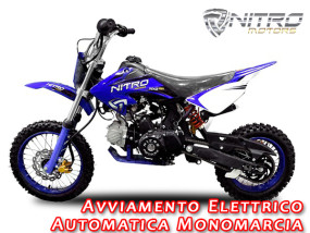 1111608 MINICROSS MINI CROSS PIT BIKE PITBIKE NXD