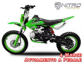 1111607 MINICROSS MINI CROSS PIT BIKE PITBIKE NXD17