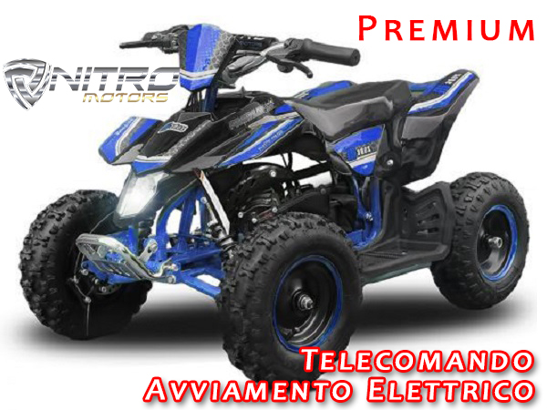 MINIQUAD MINI QUAD MADOX E-S 6 PREMIUM 1121582