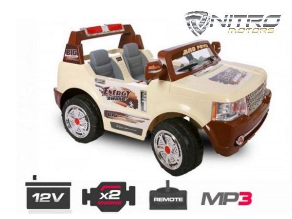1191132 RGR OFFROAD Range Rover Style MINI AUTO ELETTRICA PER BAMBINI