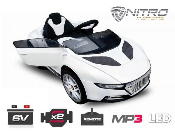Auto Elettrica Per Bambini Ad R Coupé Audi Style Al Miglior Prezzo