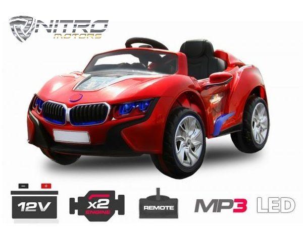 1191137 BMX coupè BMW Style MINI AUTO ELETTRICA PER BAMBINI