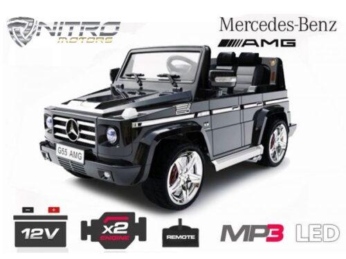1191141 Mercedes G55 MINI AUTO ELETTRICA PER BAMBINI