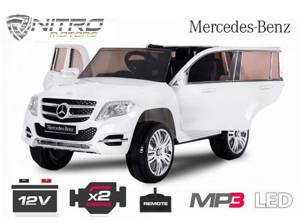 Auto Elettrica Per Bambini Mercedes Benz Glk300 Al Miglior Prezzo
