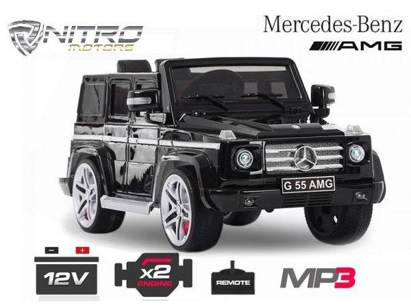 1191153 Mercedes Benz G55 MINI AUTO ELETTRICA PER BAMBINI