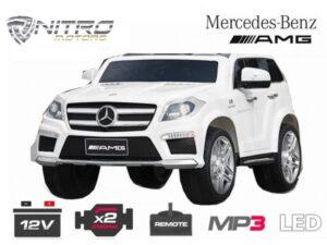 1191156 Mercedes Benz GL63 MINI AUTO ELETTRICA PER BAMBINI