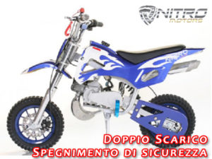 00 MINICROSS MINI CROSS DS67 FIAMME