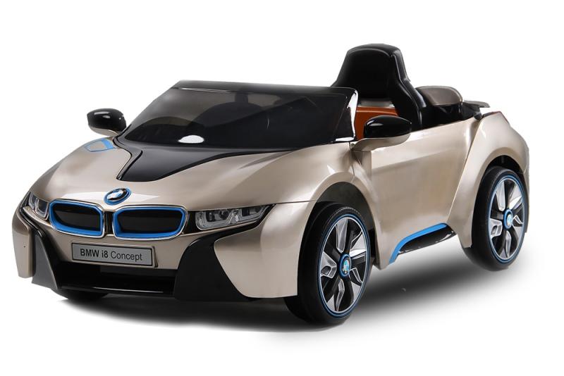 Auto Elettrica Per Bambini Bmw I8 Al Miglior Prezzo