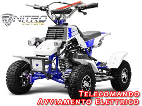 1121602 MINIQUAD MINI QUAD QUADRO E.S