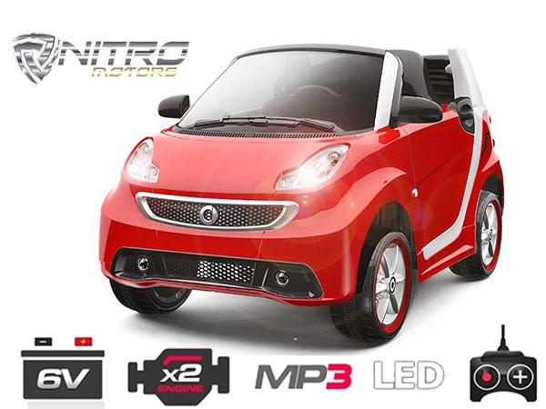 Auto Elettrica Per Bambini Smart Al Miglior Prezzo